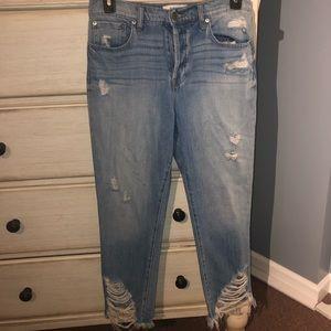 Brand New Mom Jeans